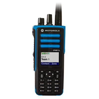 Motorola DP4801 Ex Ma ATEX (Mining) Two Way Radio