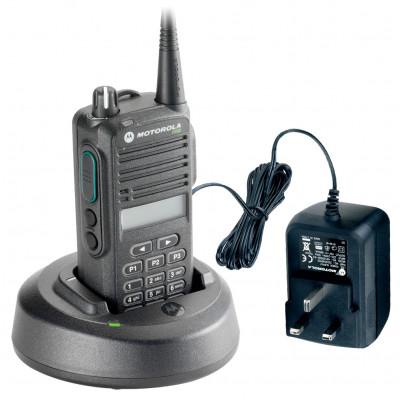 Motorola P145/P165/P185 Single Charger & PSU