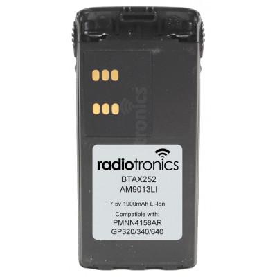 Motorola AM9013LI 1900mAh Li-Ion GP340 Battery