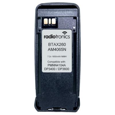 Motorola AM4065N DP3400 & DP3600 NiMH Battery