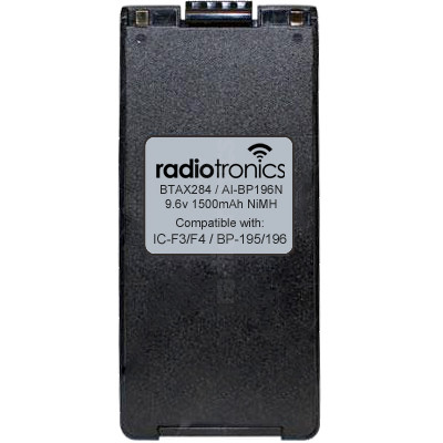 Icom BP-196 Compatible Battery