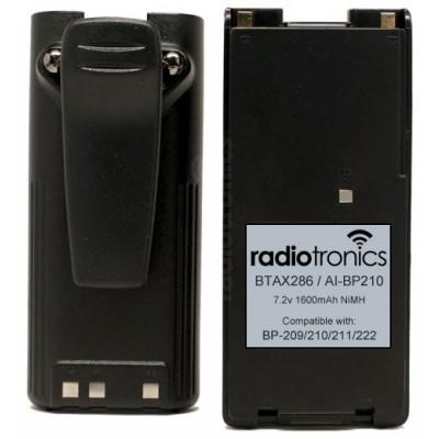 Icom BP-209 / BP-210 Compatible Battery
