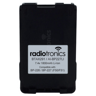 Icom BP-227 Compatible Battery