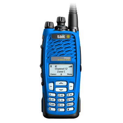 Tait TP9361 ATEX DMR Portable Two Way Radio