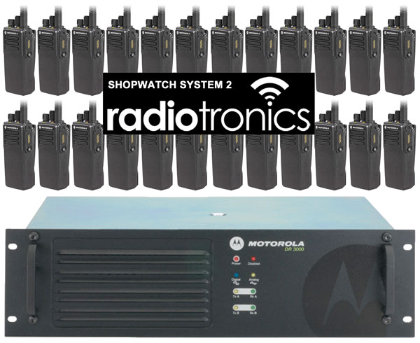 Shopwatch Radios