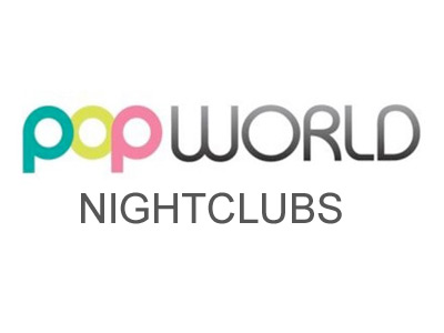 Two Way Radio Supplier to Popworld Nightclubs