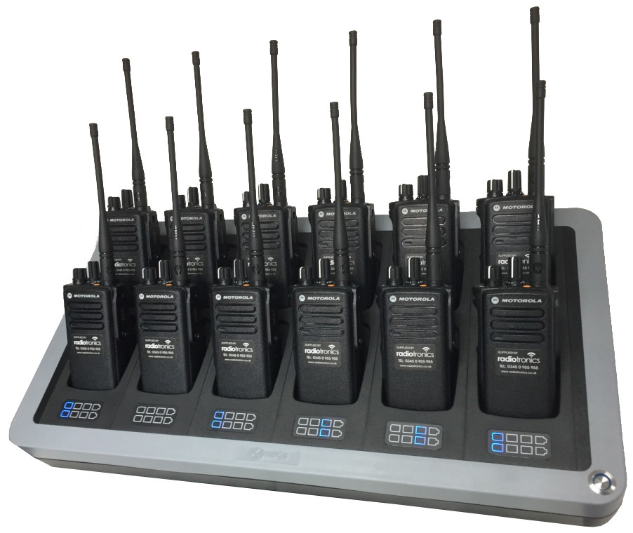 Motorola Radio Hire for Security