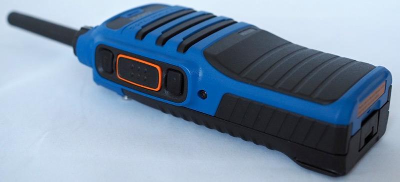 Hytera PD715Ex PTT Button