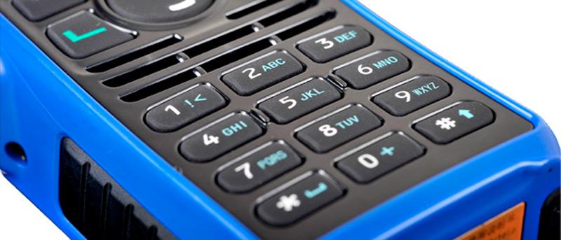 Hytera PD795Ex Keypad