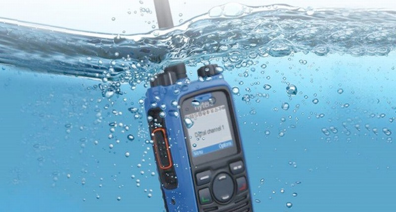 Hytera PD715Ex Waterproof IP67