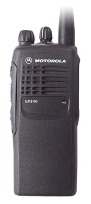 Motorola GP340 Hire