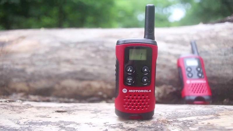 Motorola TLKR T40 (Red)