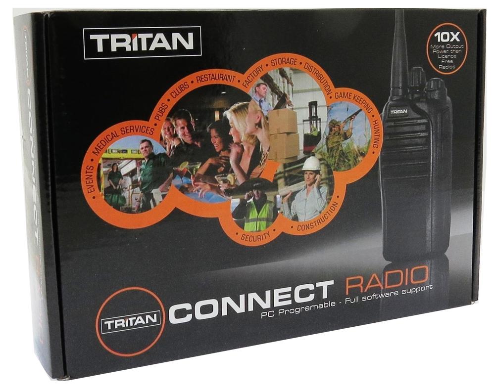 Tritan Connect Retail Box