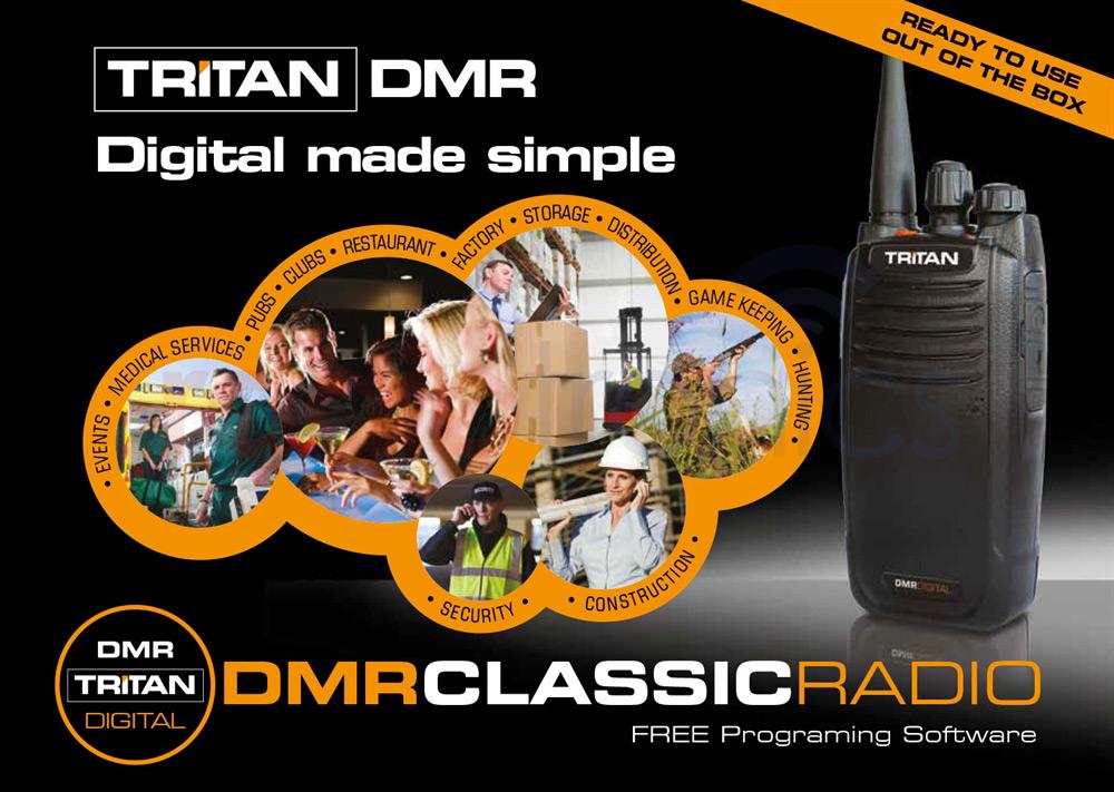 Tritan DMR Classic
