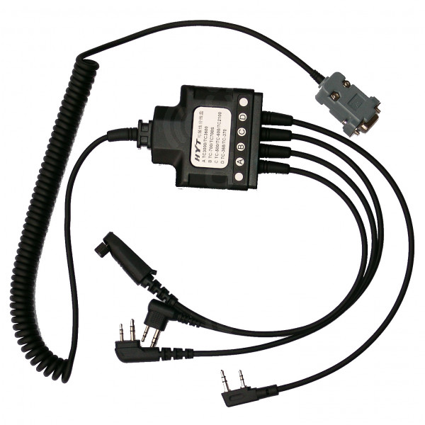 Hytera Pc08 Universal Serial Programming Lead