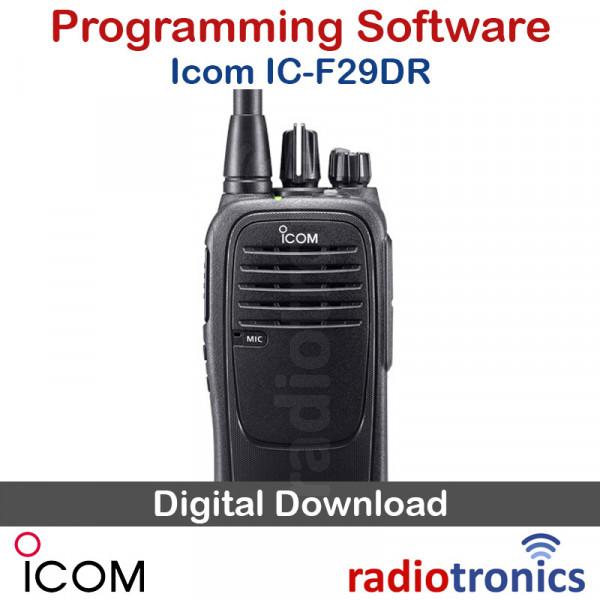 Icom Radio Programming