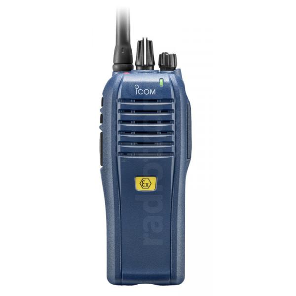 Icom IC-F4202DEX UHF ATEX Radio