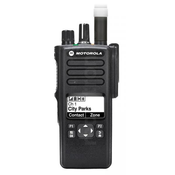 For Motorola Antenna VHF Stubby DP2400 DP2600 DP4400 DP4600 DP4800 PMAD4120A