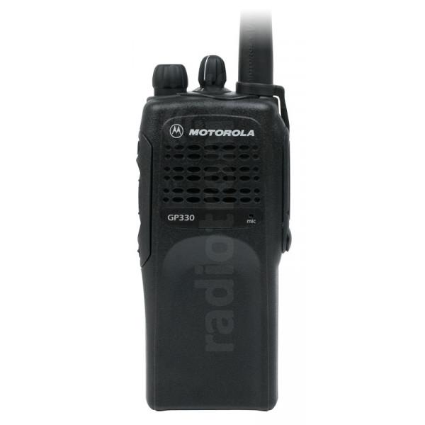 Motorola GP330 Two Way Radio - Radiotronics