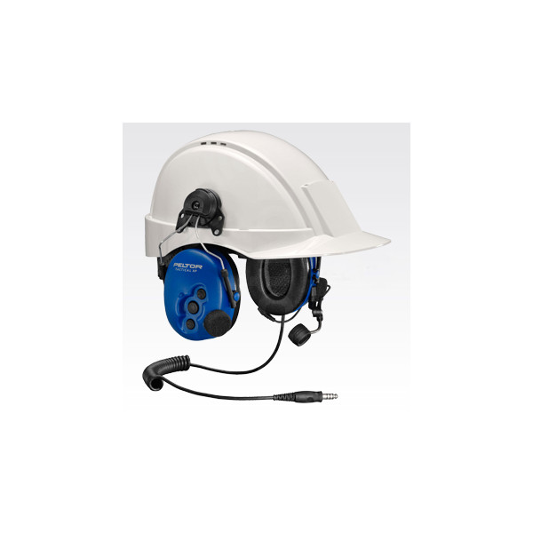Motorola PMLN6089 PELTOR ATEX Heavy Duty Headset Helmet Attachment w/ Boom  Microphone