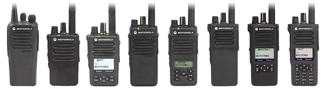 MotoTRBO Digital Radios