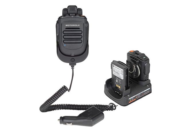 Motorola Wireless Remote Speaker Microphone for DM4400e