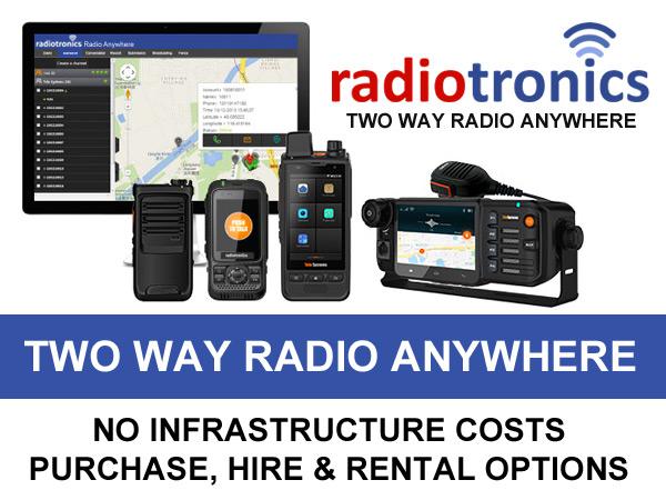 Two Way Radio Anywhere